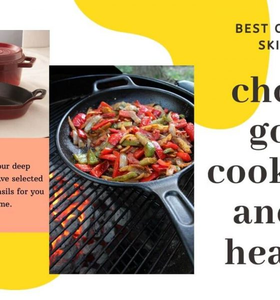 cast iron cookware,9 Best Cast Iron Cookware In 2020 [Review+Buying Guide]