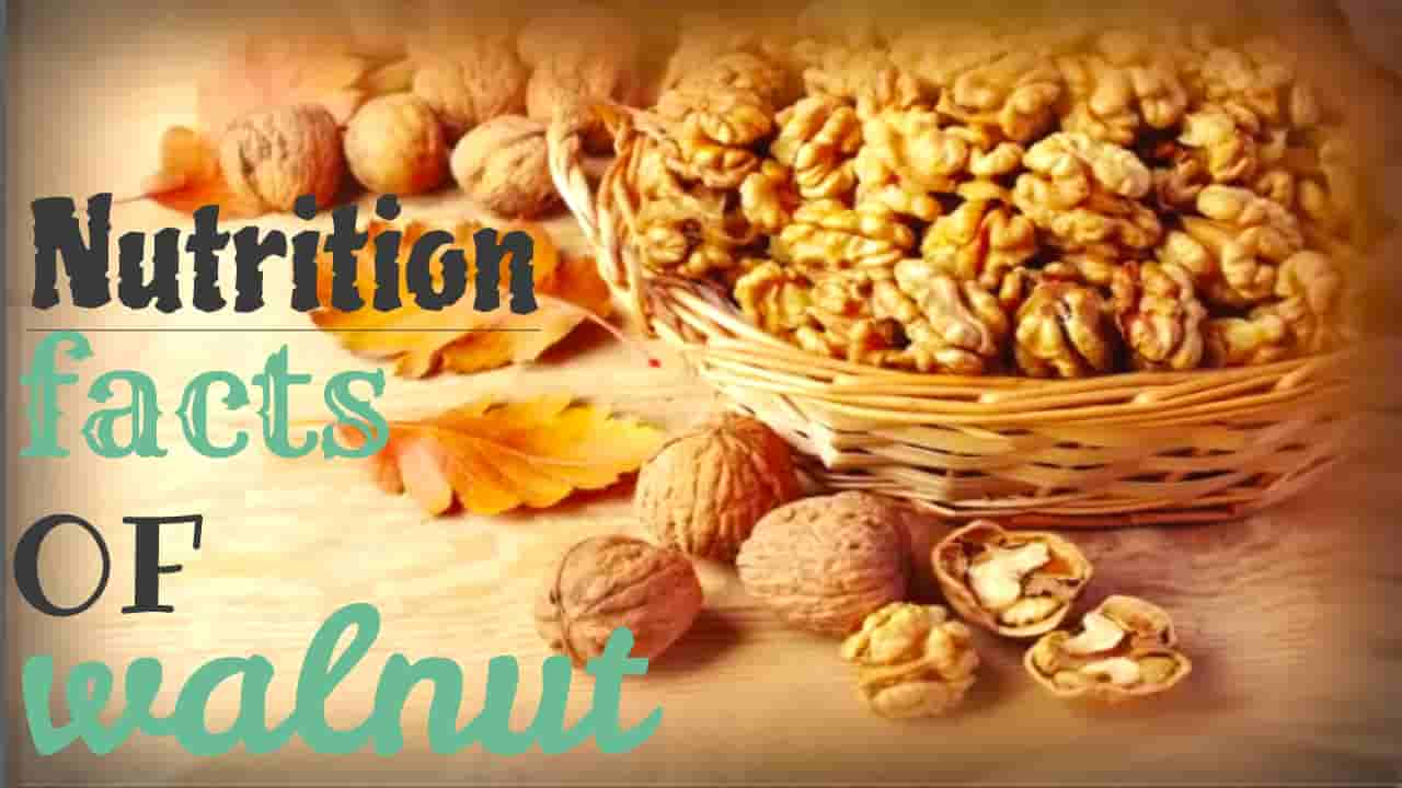 walnuts,Walnut Nutrition Facts & Health Benefits