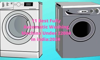 washing machine,[11 Best] Fully Automatic Washing Machine In 2020