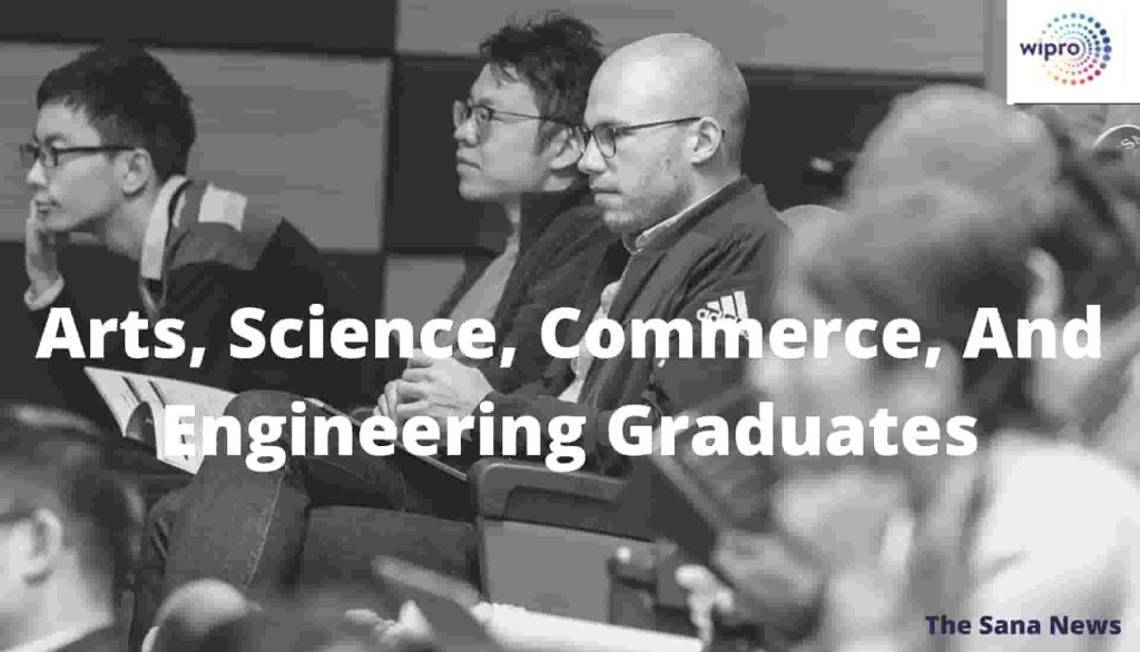 Arts, Science, Commerce, And Engineering Graduates