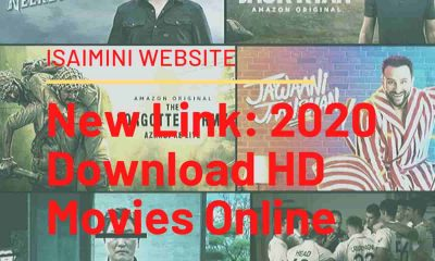 Isaimini Website New Link: 2020 Download HD Movies Online