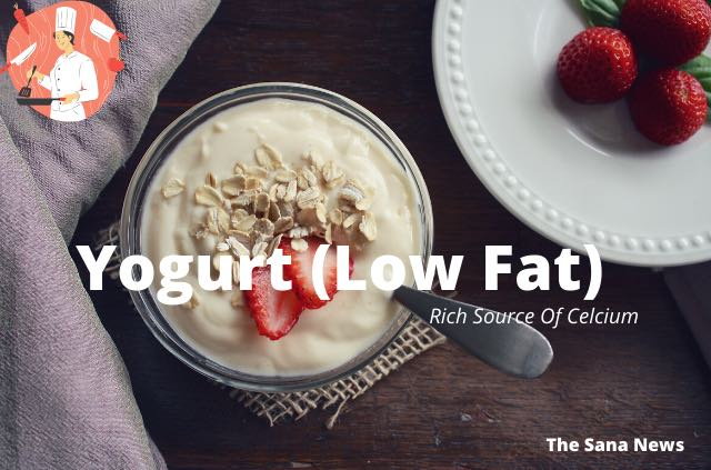Yogurt (Low Fat)