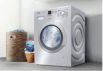 Bosch 7 kg Fully-Automatic Front Loading Washing Machine (WAK24168IN)
