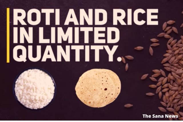 How Much Rice And Roti Should I Eat In A Day For Weight Loss