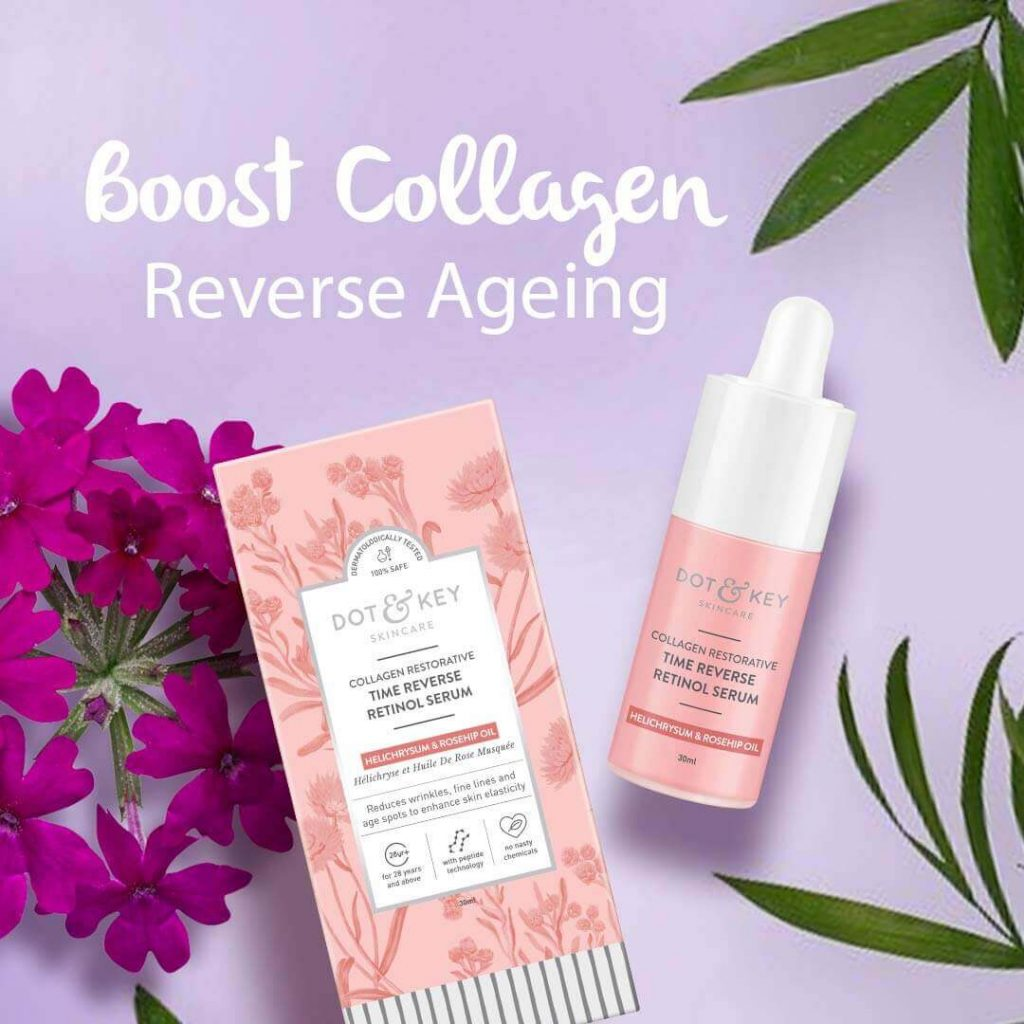 Dot & Key Collagen Restorative, For Oily Skin Serum 30ml