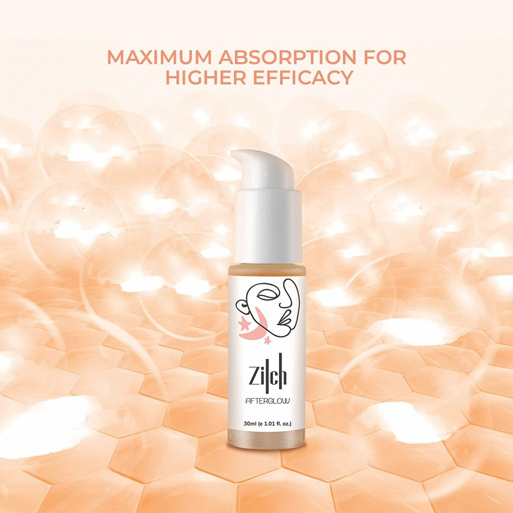 Zilch Afterglow Serum For Oily And Acne Skin 30ml